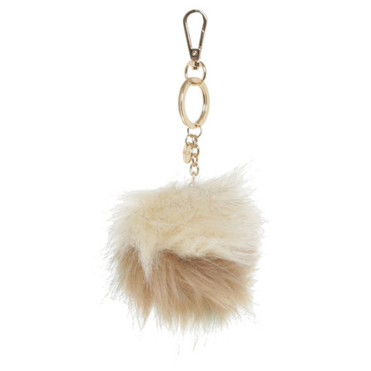 Marc Cain pendant from woven fur