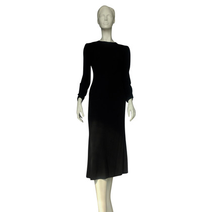 Escada Backless dress