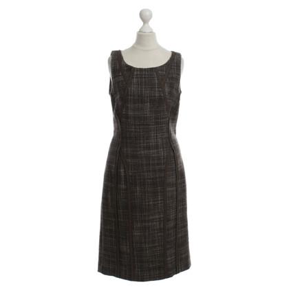 Laurèl Sheath dress in Brown