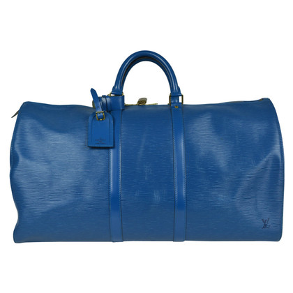 "Louis Vuitton ""Keepall 60 Epi leder"""