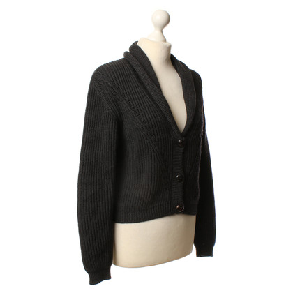 Rena Lange Cardigan in dark grey