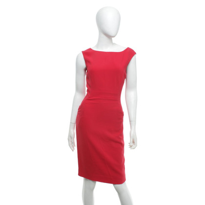 Hobbs Dress in red
