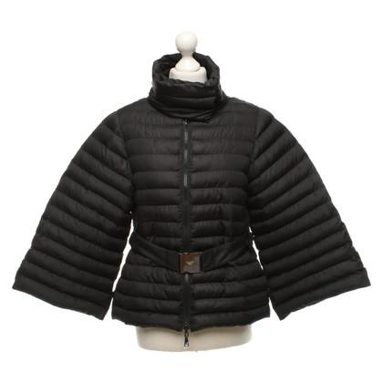 Armani Omkeerbaar jack in zwart