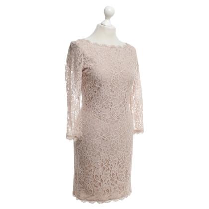 Diane von Furstenberg Dress in blush pink