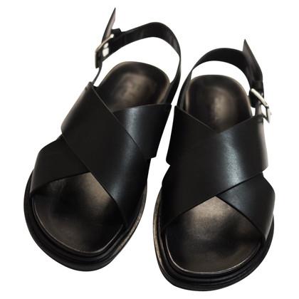 Marni Sandals in zwart