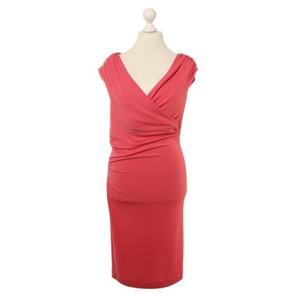 Philosophy di Alberta Ferretti Cocktail dress in orange-red