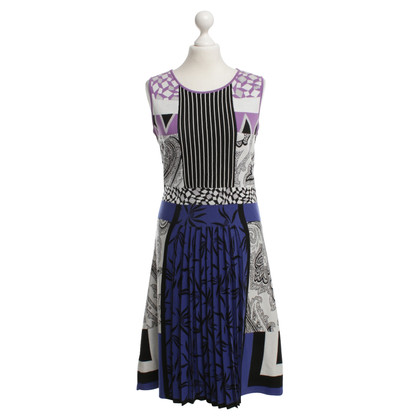 Etro Knit dress with pattern