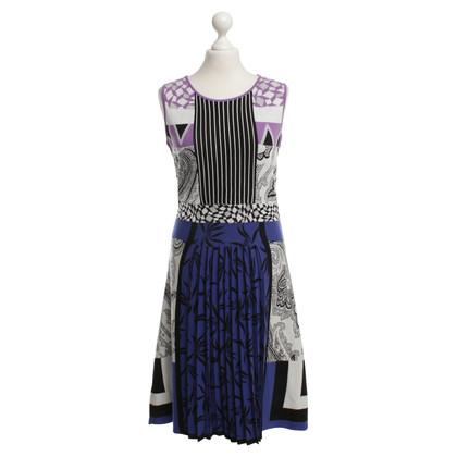 Etro Gebreide jurk met patroon