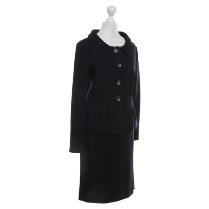 Marc Cain Costume in Black