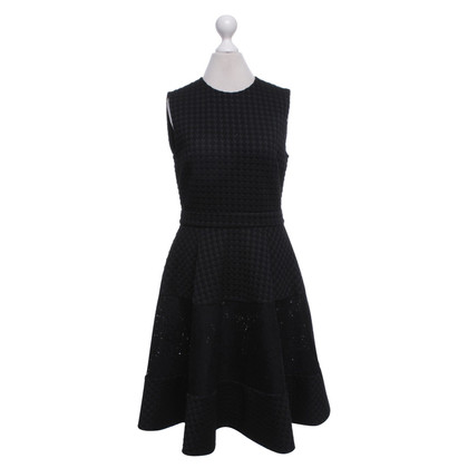 N°21 Black dress with lace