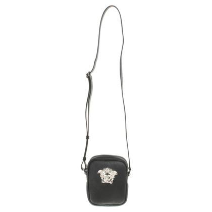 Versace Shoulder bag in black