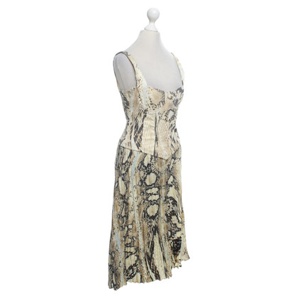 Roberto Cavalli Dress with animal print
