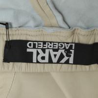 Karl Lagerfeld Hotpants aus Lammleder