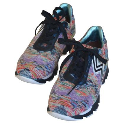 Missoni scarpe da ginnastica