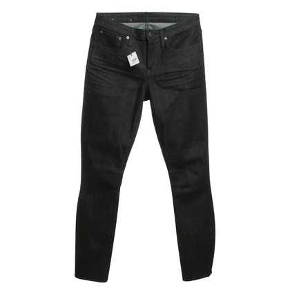 Helmut Lang Jeans in donkerblauw