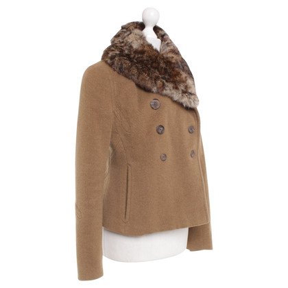 Paul Smith Jacket with fur trim