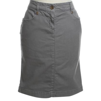 Patrizia Pepe Jeans Rok in grijs