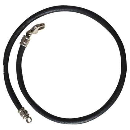 Bulgari Leather choker