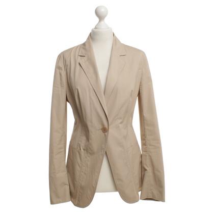Hermès Blazer in Beige