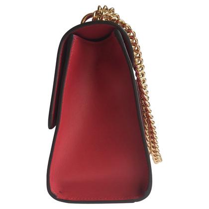Gucci Borsa tracolla Padlock bicolore