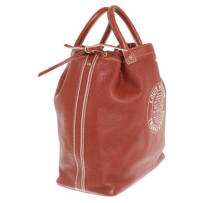 Louis Vuitton Handtasche in Braun
