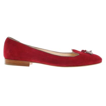 Autres marques ShoShoes - Ballerinas en rouge