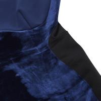 Stella McCartney Robe en bleu foncé