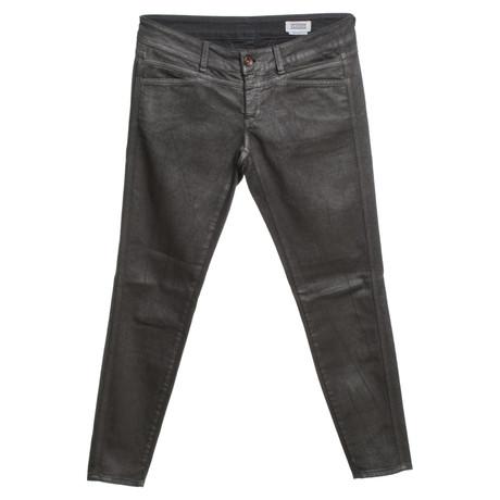 Closed Jeans in Braun Braun