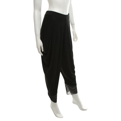 Issey Miyake trousers in black