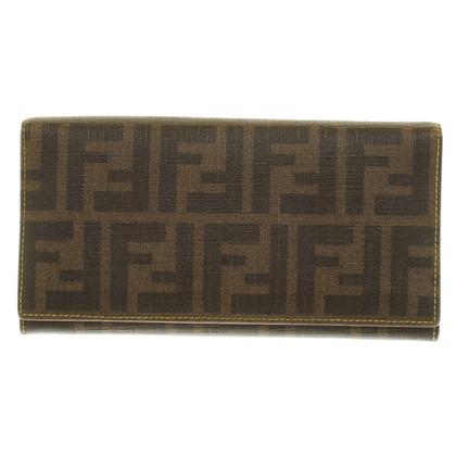 Fendi Wallet with monogram