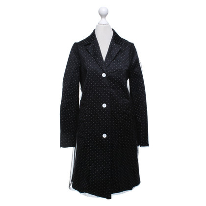 Twin-Set Simona Barbieri Coat with dots pattern