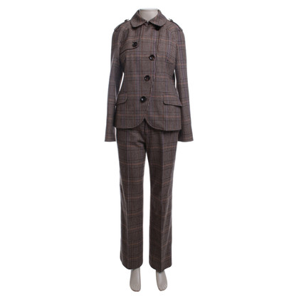 Bogner Plaid Pant suit
