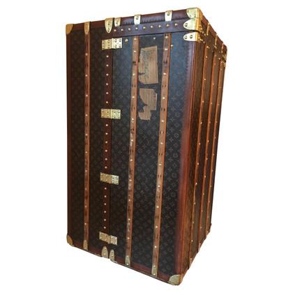 Louis Vuitton « Coffre Armoire » Antik