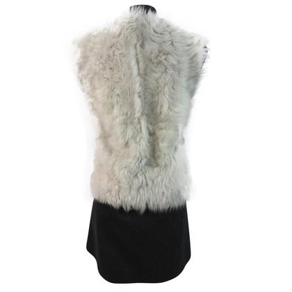 Marni Lamb fur vest