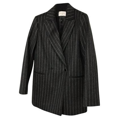 Sandro Gray coat