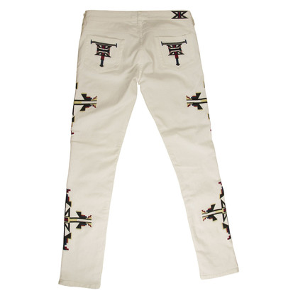 Isabel Marant White Trousers