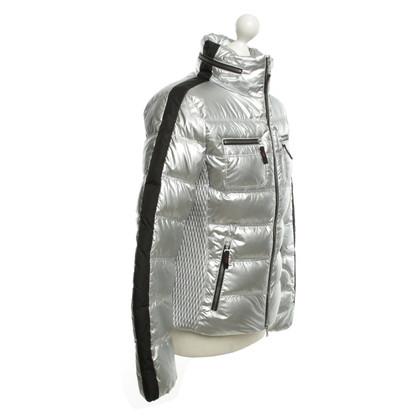 Bogner Down jacket in silver