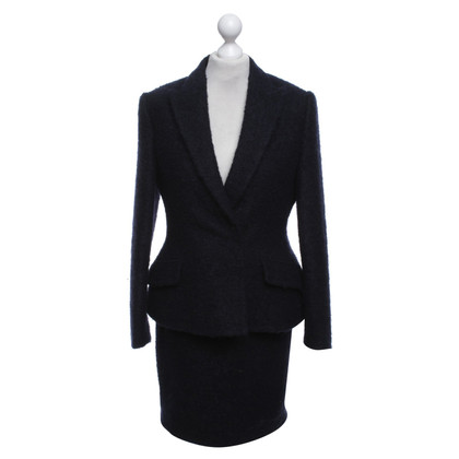 Christian Dior Costume in dark blue