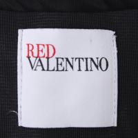 Red Valentino Jurk in zwart