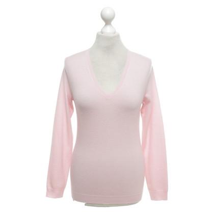 Andere merken Unger - kasjmier trui in roze
