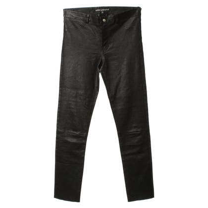 Altre marche Sylvie Schimmel - pantaloni in pelle