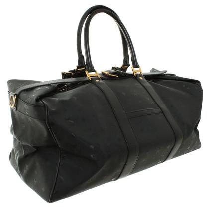 MCM Weekender Bag in zwart