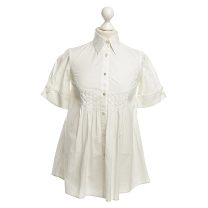 Stefanel Blouse in white