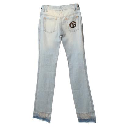 Dolce & Gabbana Jeans light blue