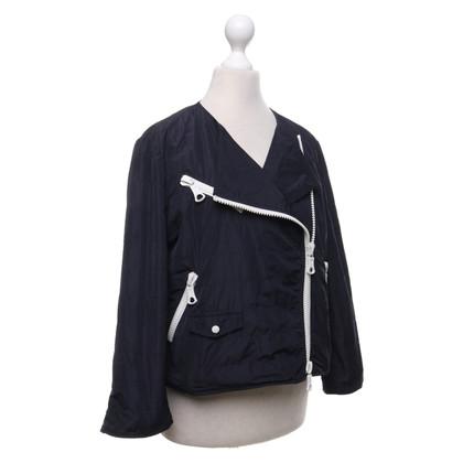 Moncler Jacket in blue