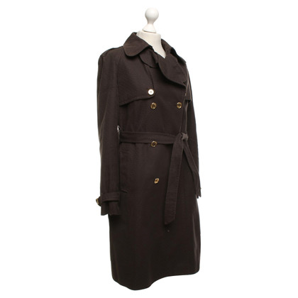 Dolce & Gabbana Trench coat in brown