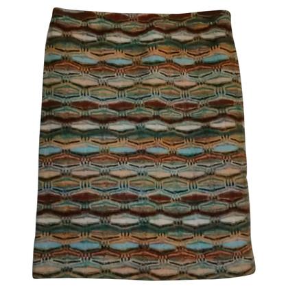 Missoni Fancy wool skirt