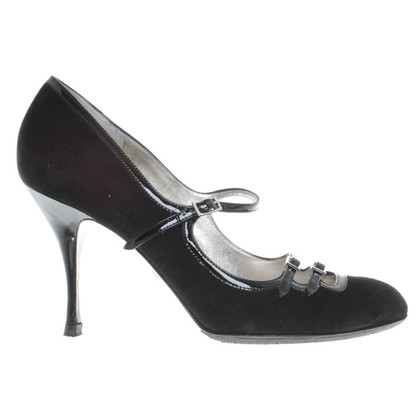 Dolce & Gabbana Pumps in Schwarz