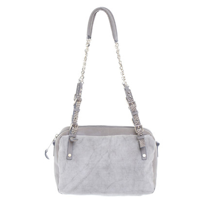 Dorothee Schumacher Shoulder bag made of a material mix