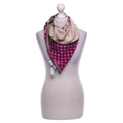 Moschino Cheap and Chic sciarpe di seta